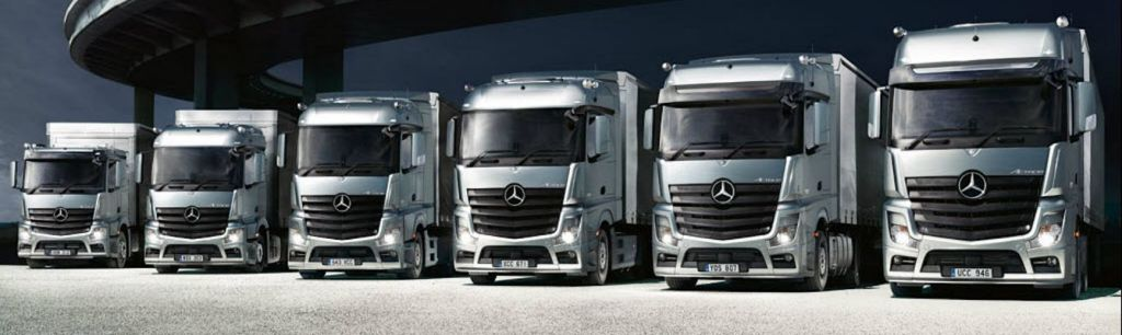 New and used mercedes benz trucks commercial vehicles for Mercedes benz commercial trucks