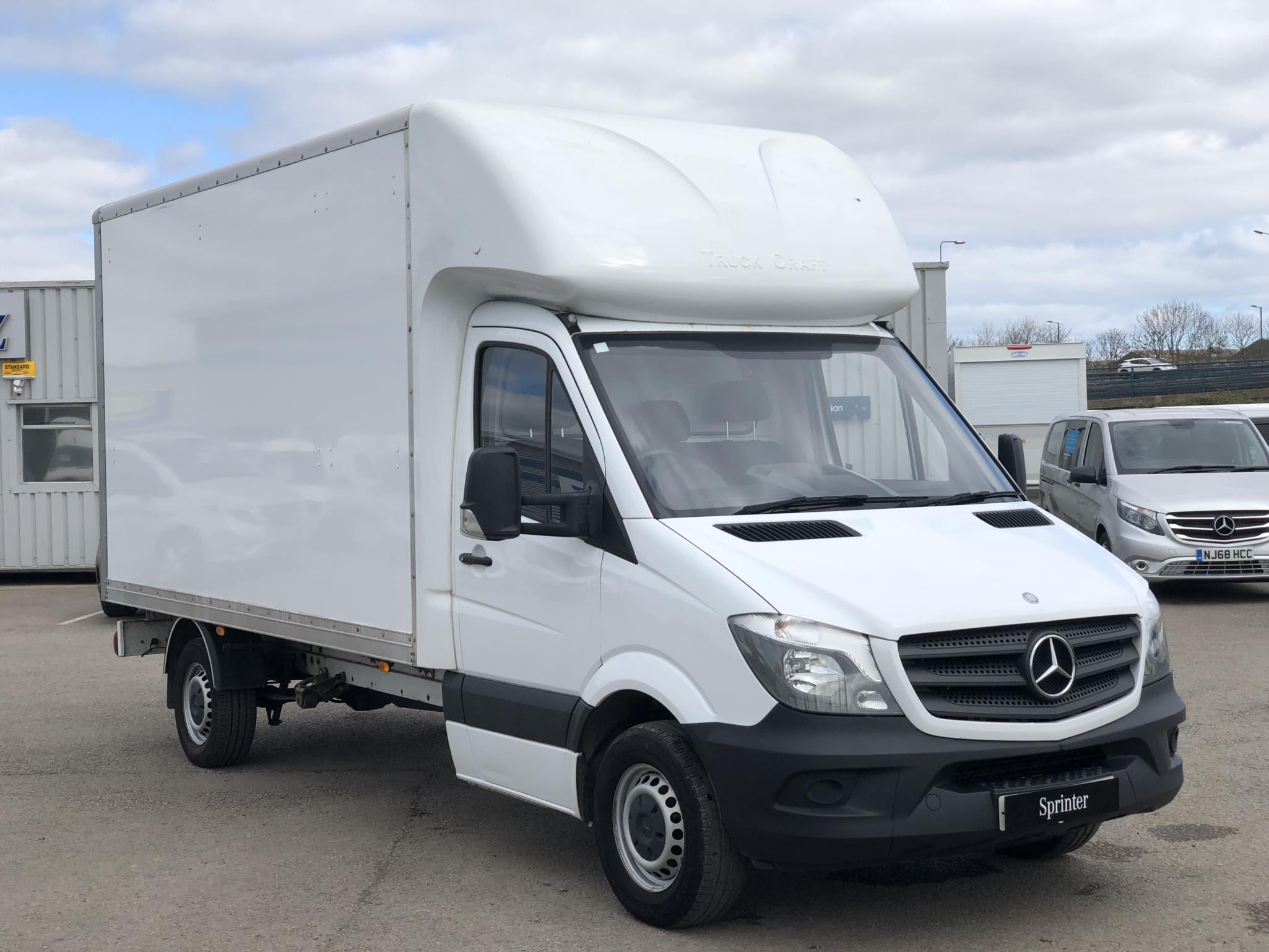 c82a922682 Mercedes-Benz Sprinter Chassis 313CDI Van Image 1. Low finance available