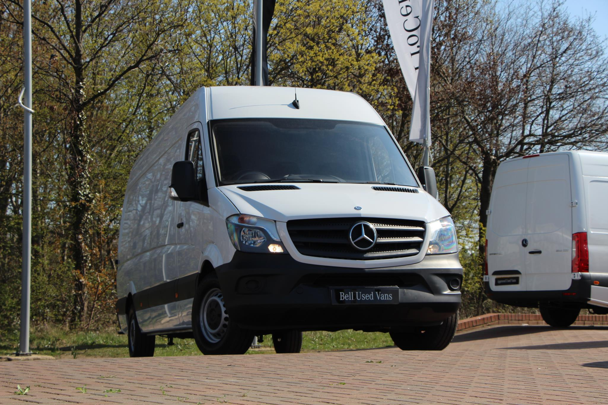 3fe4fde900 Mercedes-Benz Sprinter 313CDI Van Image 1. Low finance available