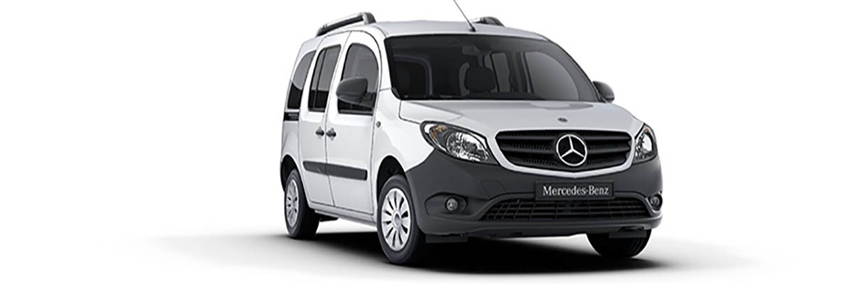 Brand New Mercedes-Benz Citan Tourer PRO - Just £219* per month