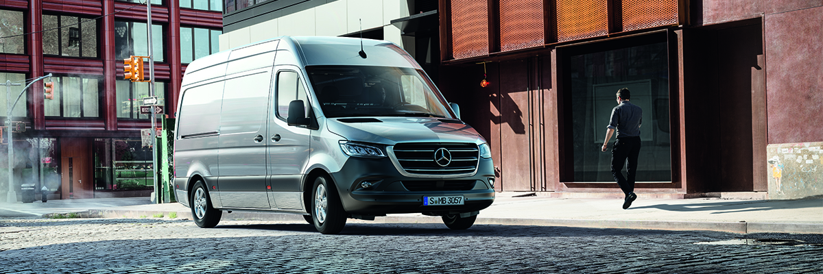 Mercedes-Benz Sprinter 314CDI LWB Panel Van from £419* per month