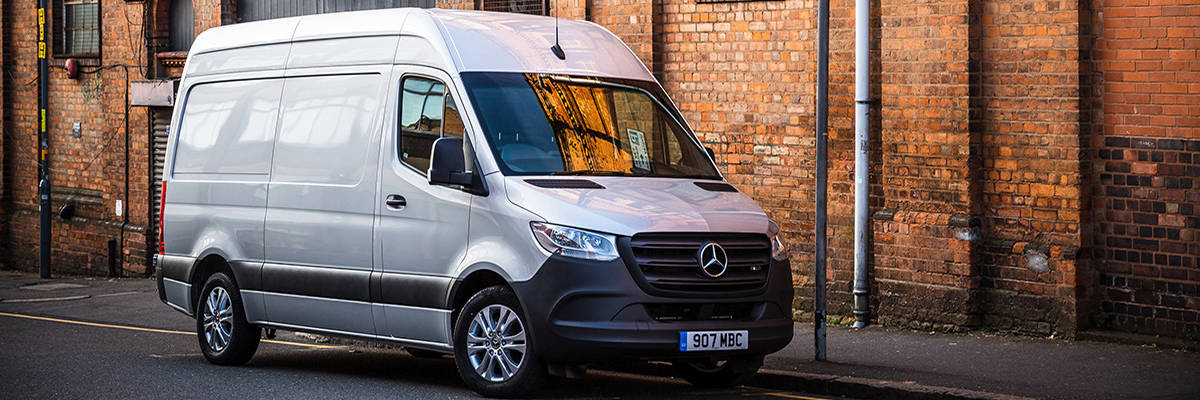 Mercedes-Benz Sprinter 314CDI FWD Panel Van Just £23,687 + VAT + RFL