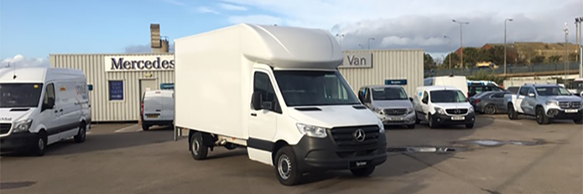 Mercedes-Benz Sprinter 314CDI RWD LWB Luton - Ready to Work