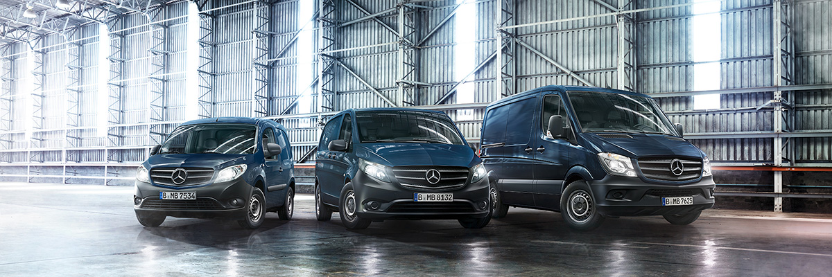 0% APR Offer on Mercedes-Benz Vans
