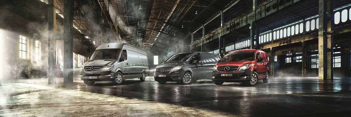 Approved Used Vans range offer