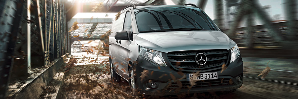 Mercedes-Benz Vito 111CDI - £15,200 + VAT or Pick Your Deal