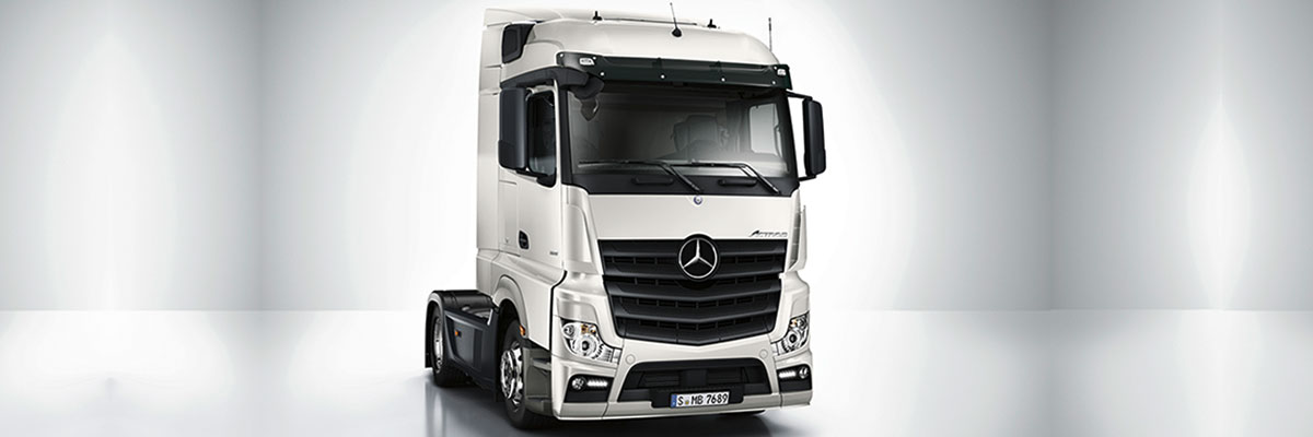 Used 2018 Mercedes-Benz Actros Just £64,995 + VAT