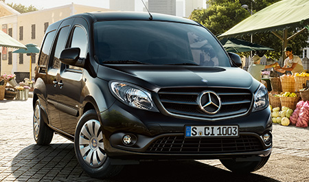 Mercedes-Benz Citan Offer