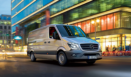 Mercedes-Benz Sprinter Offer