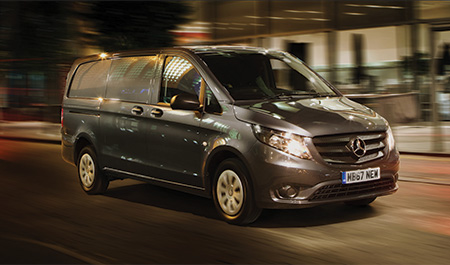 Mercedes-Benz Vito Offer