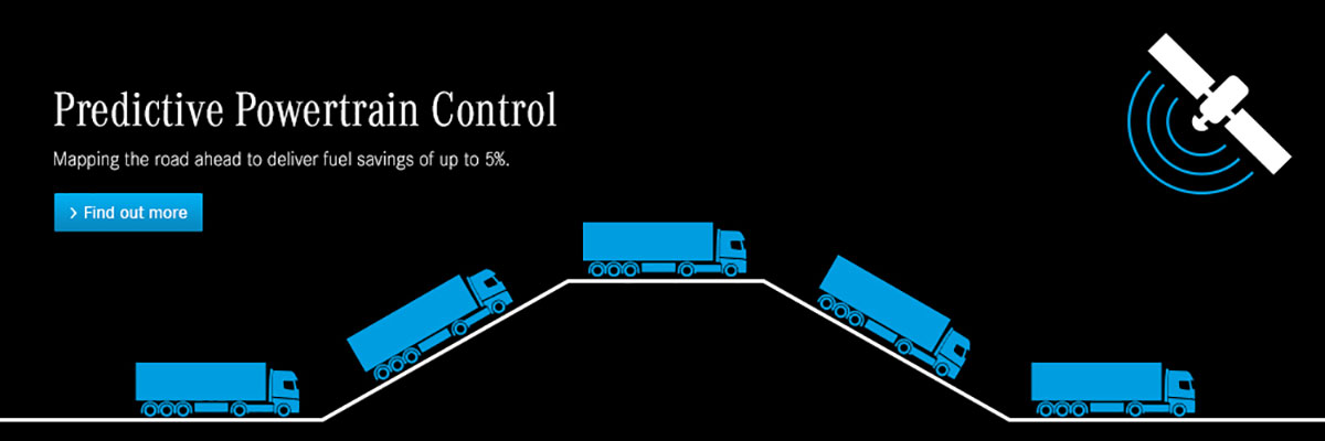 Predictive Powertrain Control