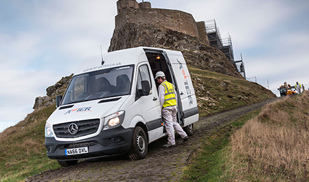 St Astier lays firm foundations for future growth with Mercedes-Benz Sprinters