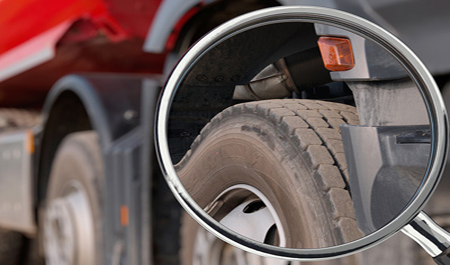 Government to consult on ban for 10-year-old truck tyres