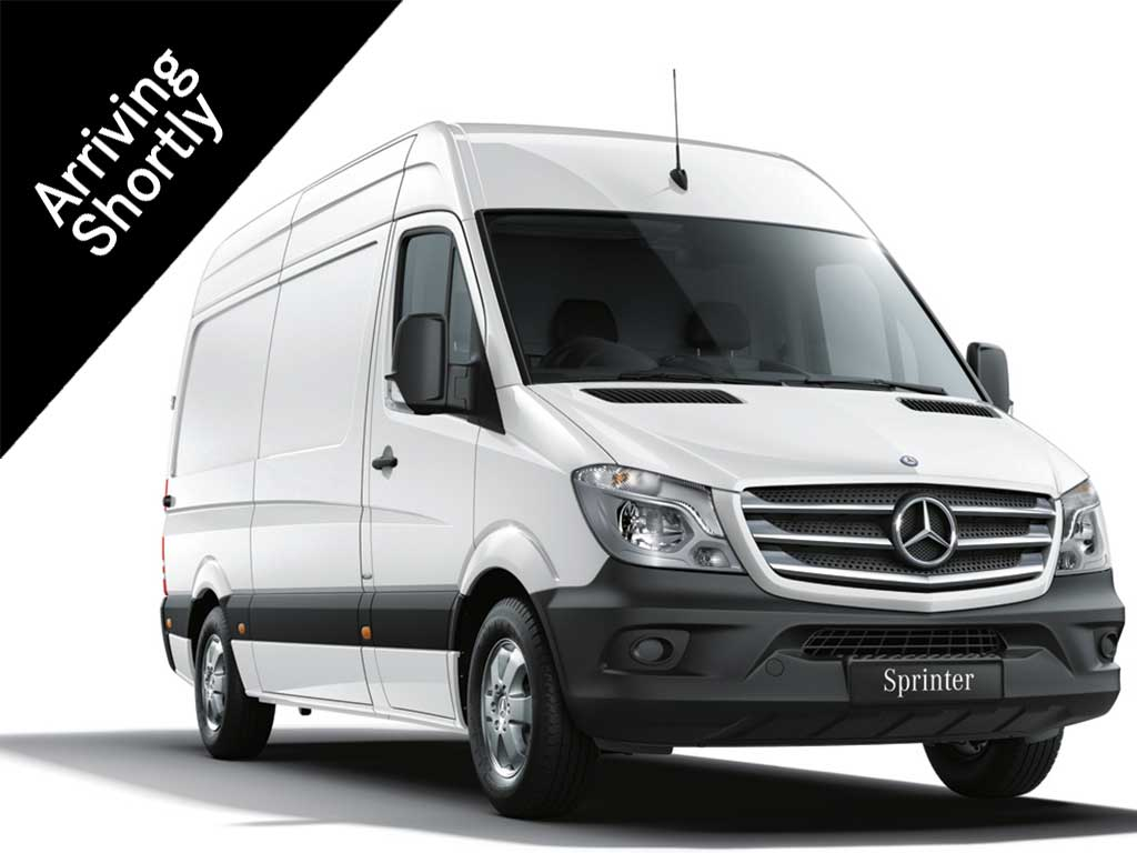 Mercedes-Benz Sprinter 314CDI Van