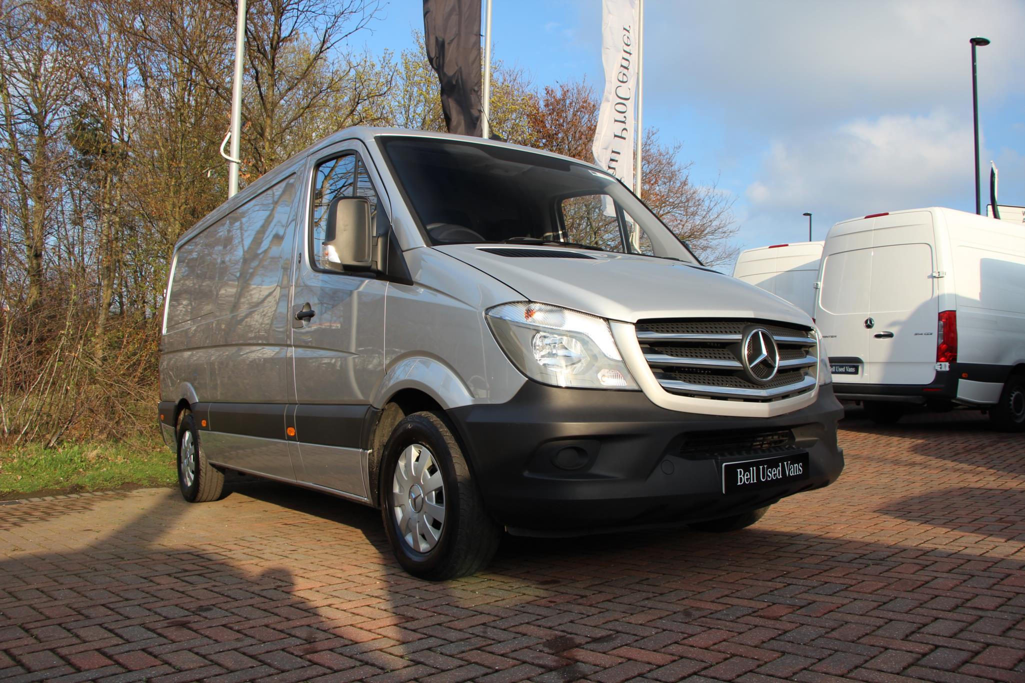 1f4b2e6f3f Mercedes-Benz Sprinter 314CDI Van Image 1. Low finance available