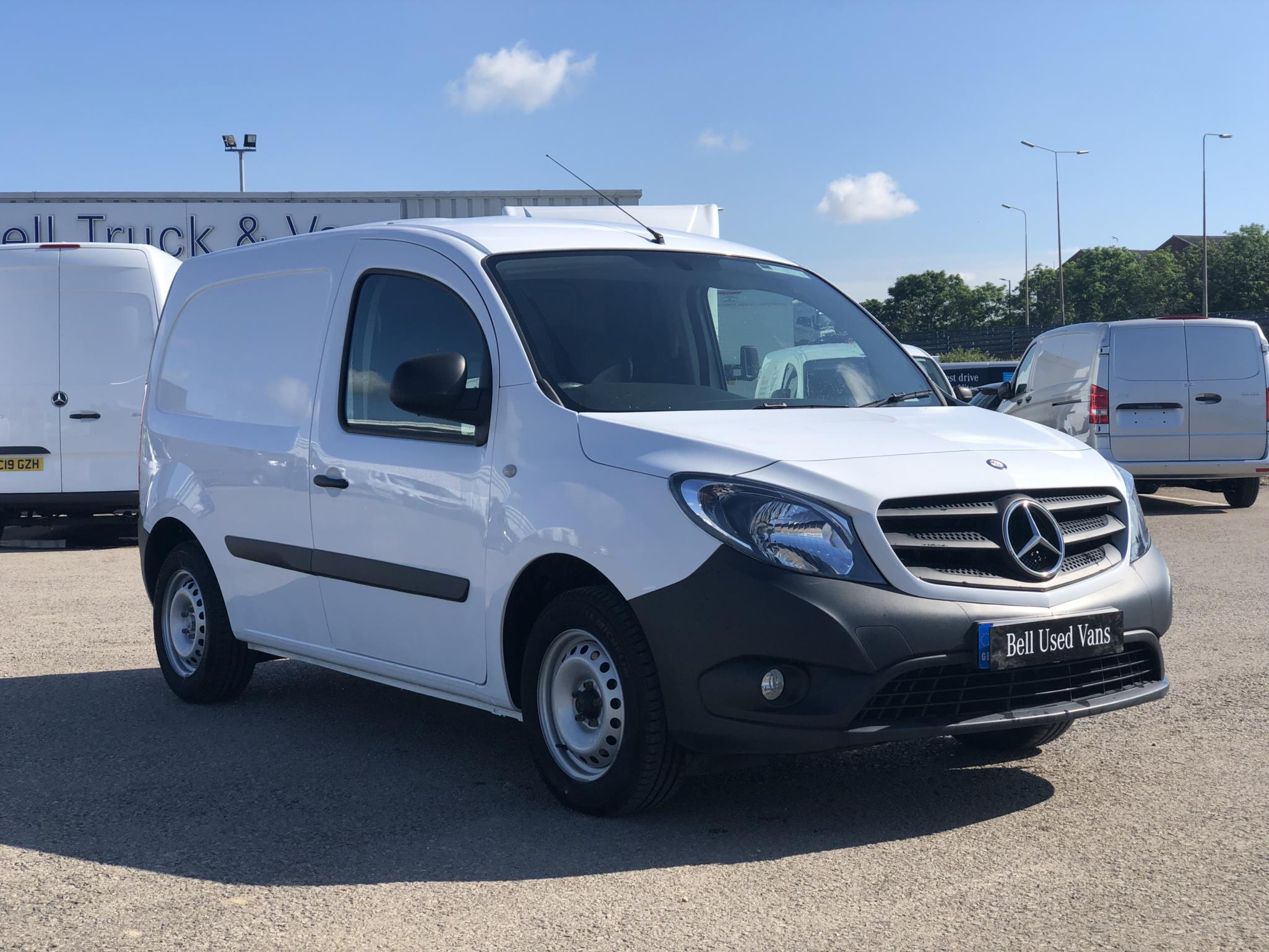 Mercedes-Benz Citan 109CDI Van Long