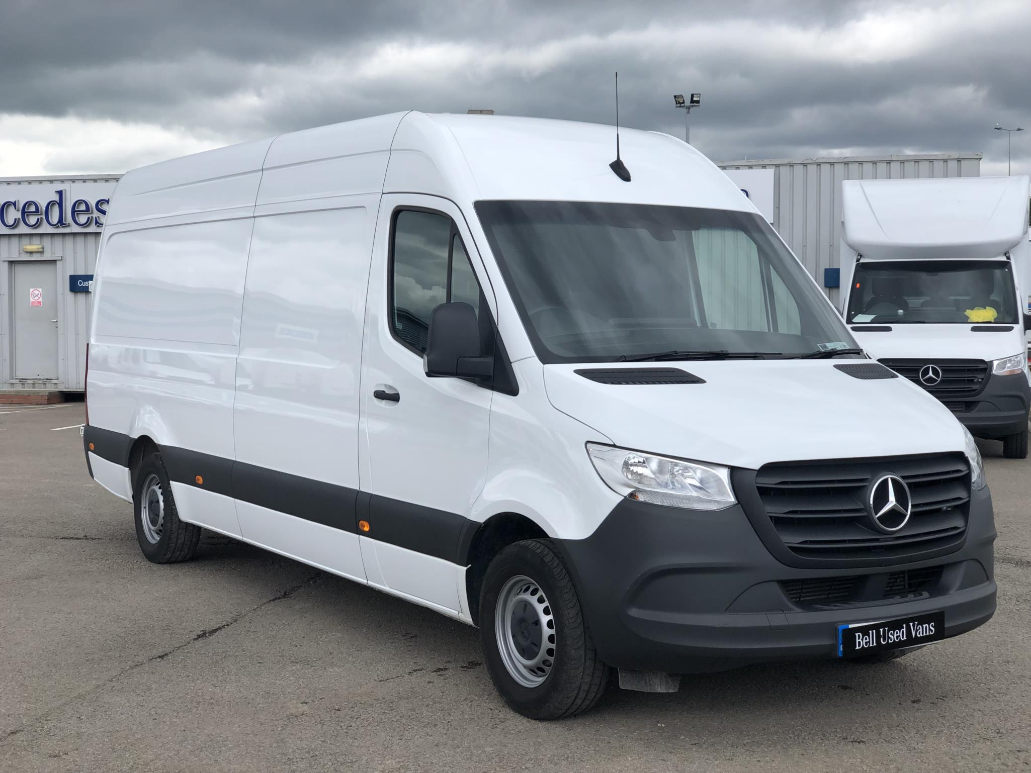 Mercedes-Benz Sprinter 316CDI Van