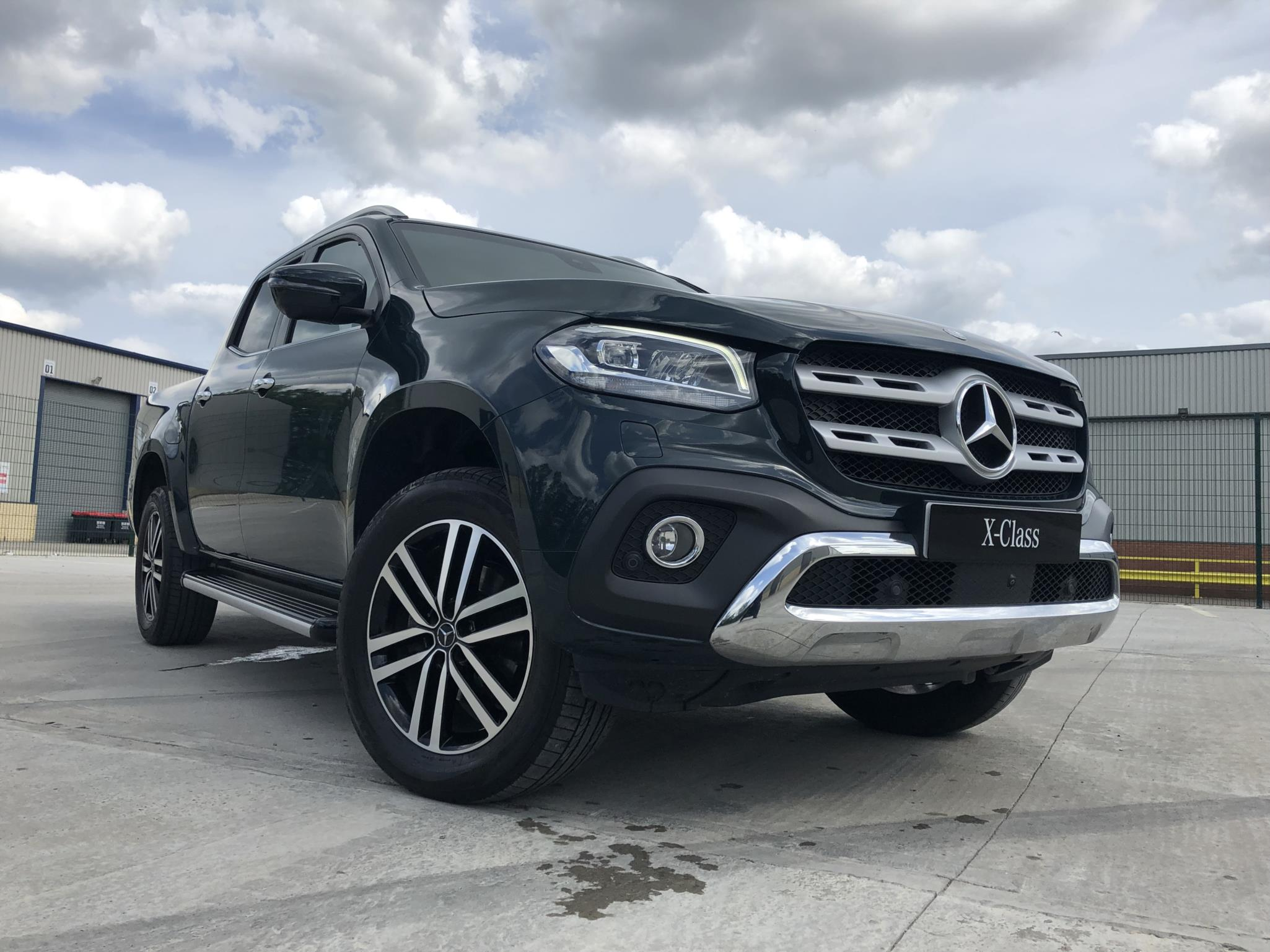 Mercedes-Benz X-Class X250d POWER