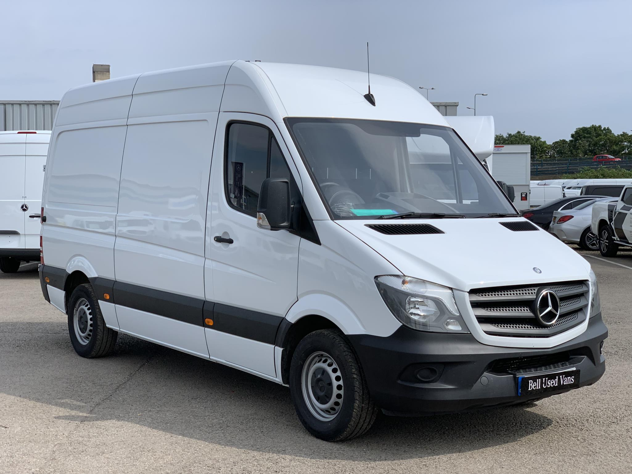Mercedes-Benz Sprinter 314CDI Medium Van