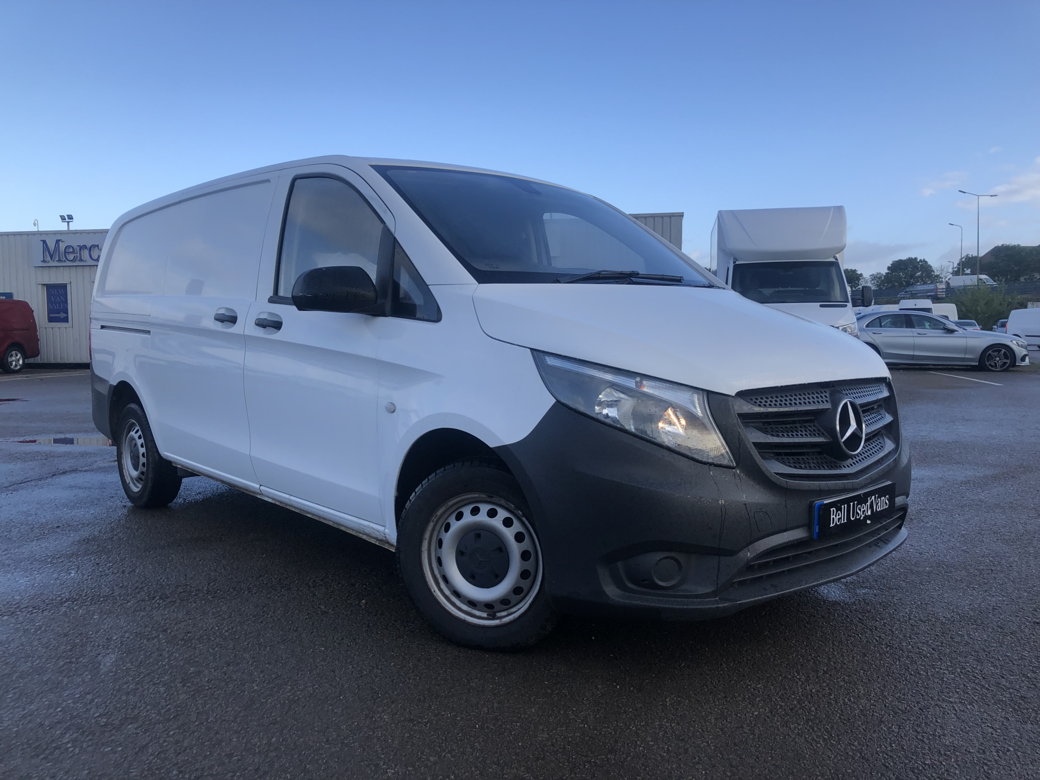 Mercedes-Benz Vito 111CDI Van, Long