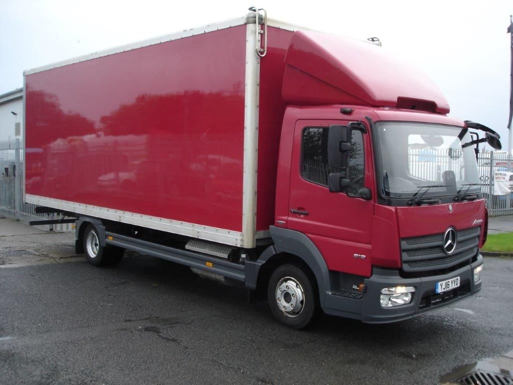 Mercedes-Benz New Atego 816