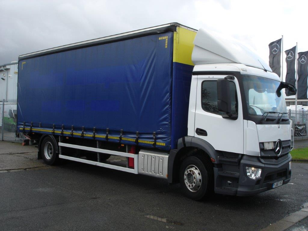 Mercedes-Benz Antos 1824 L 4x2 Rigid