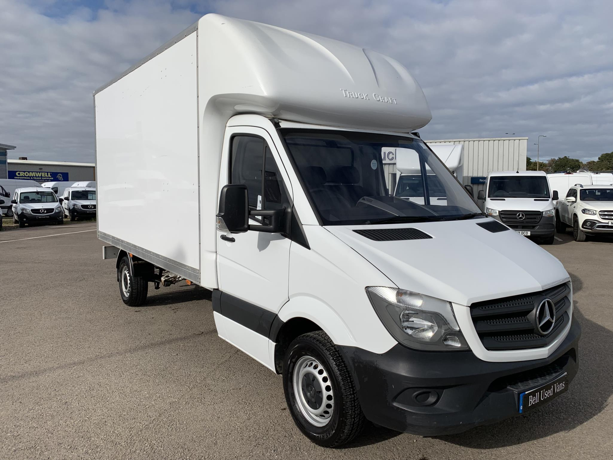 Mercedes-Benz Sprinter 314CDI Chassis Long Van