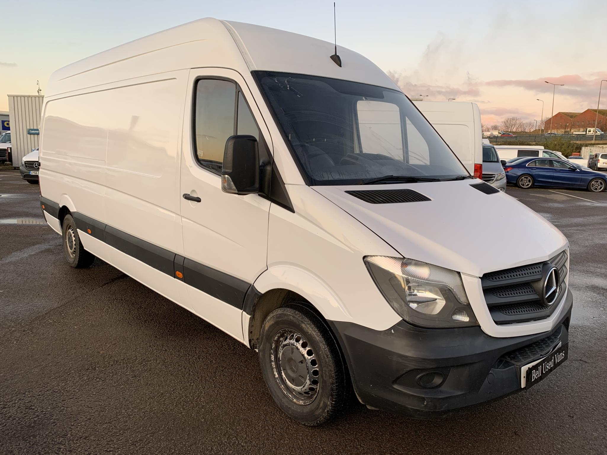 Mercedes-Benz Sprinter 313CDI Long Van