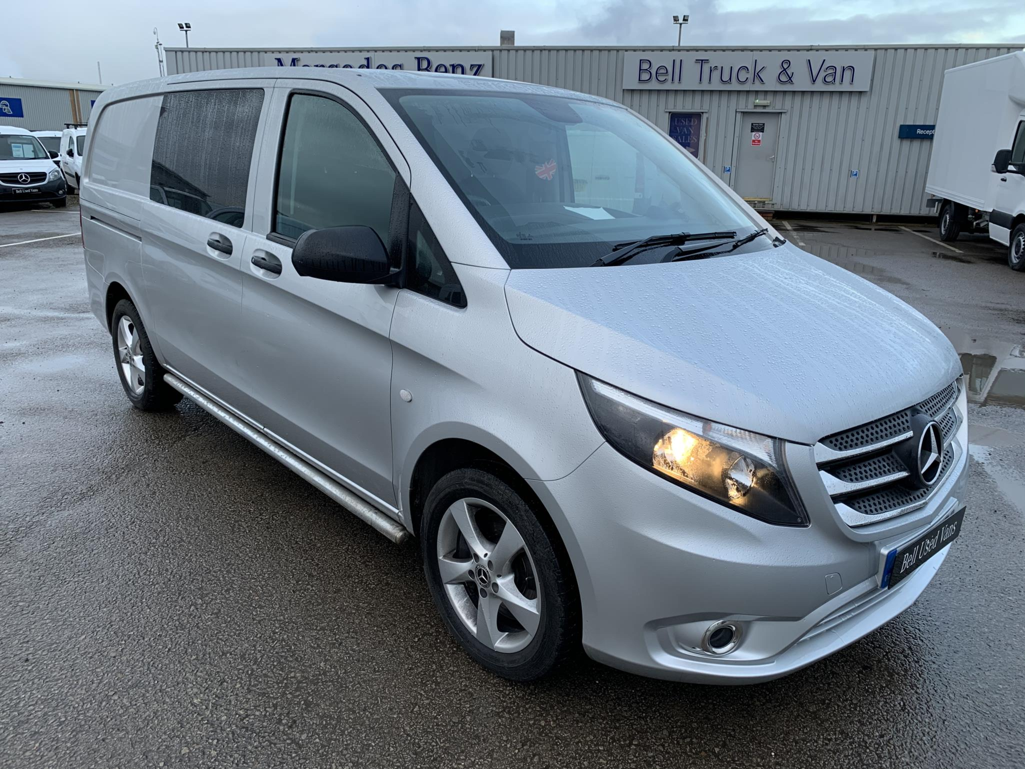 Mercedes-Benz Vito 119 BlueTEC Crew Van  (copy #4923)