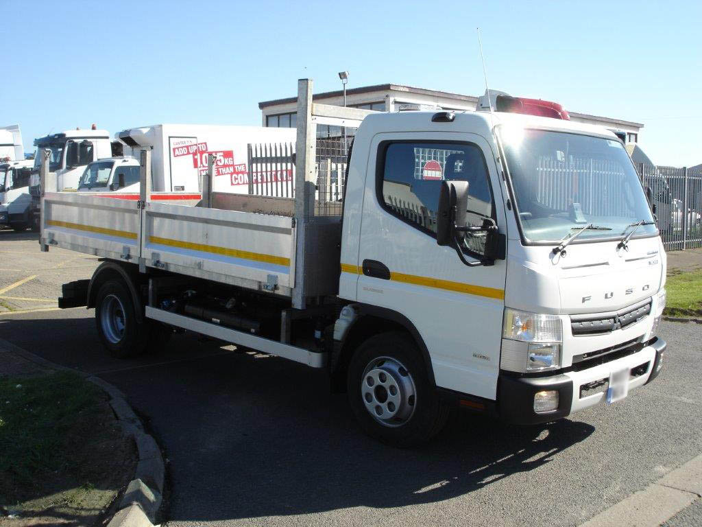 FUSO Canter 7C-15 Hybrid